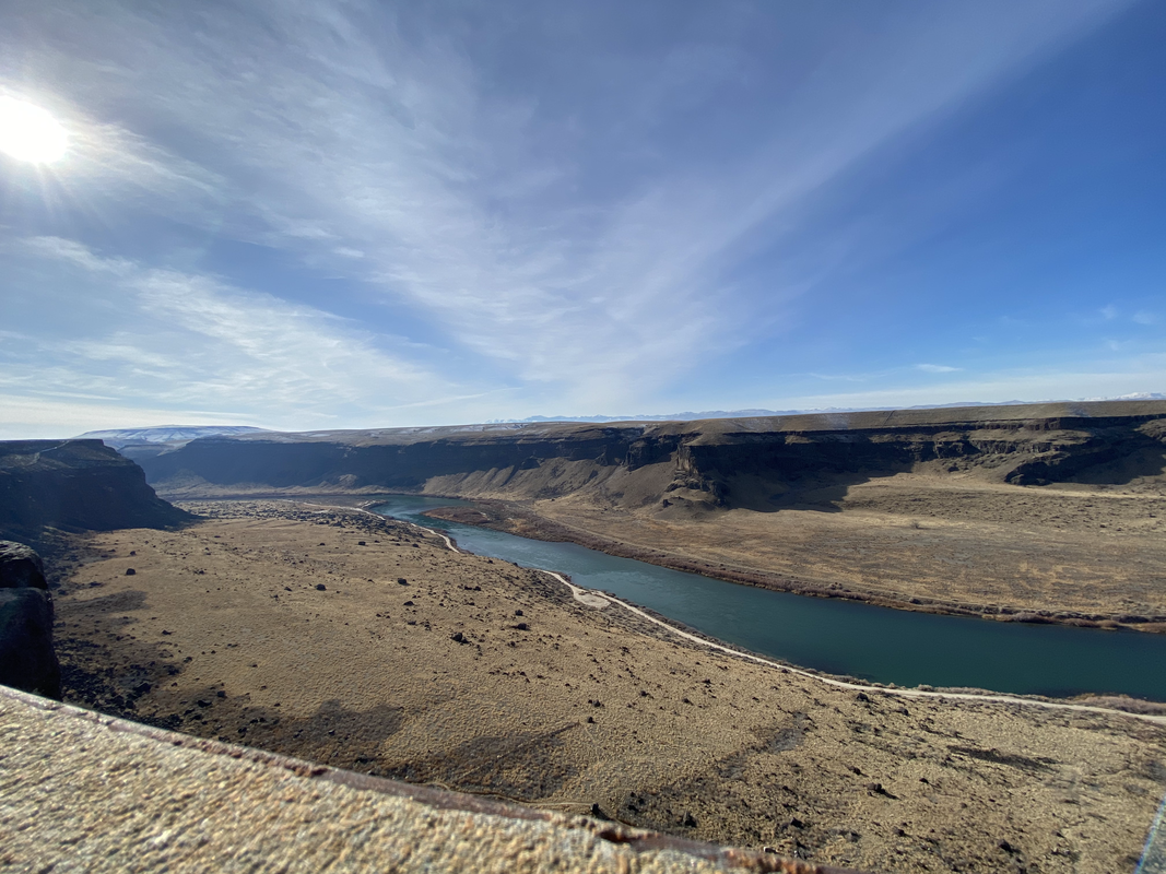 Snake River at Dedication Point